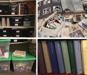 Albums, documents, pictures needing to be scanned