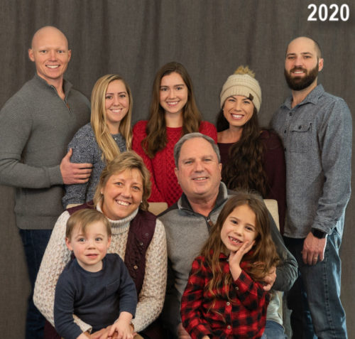 Melody's Family in 2020